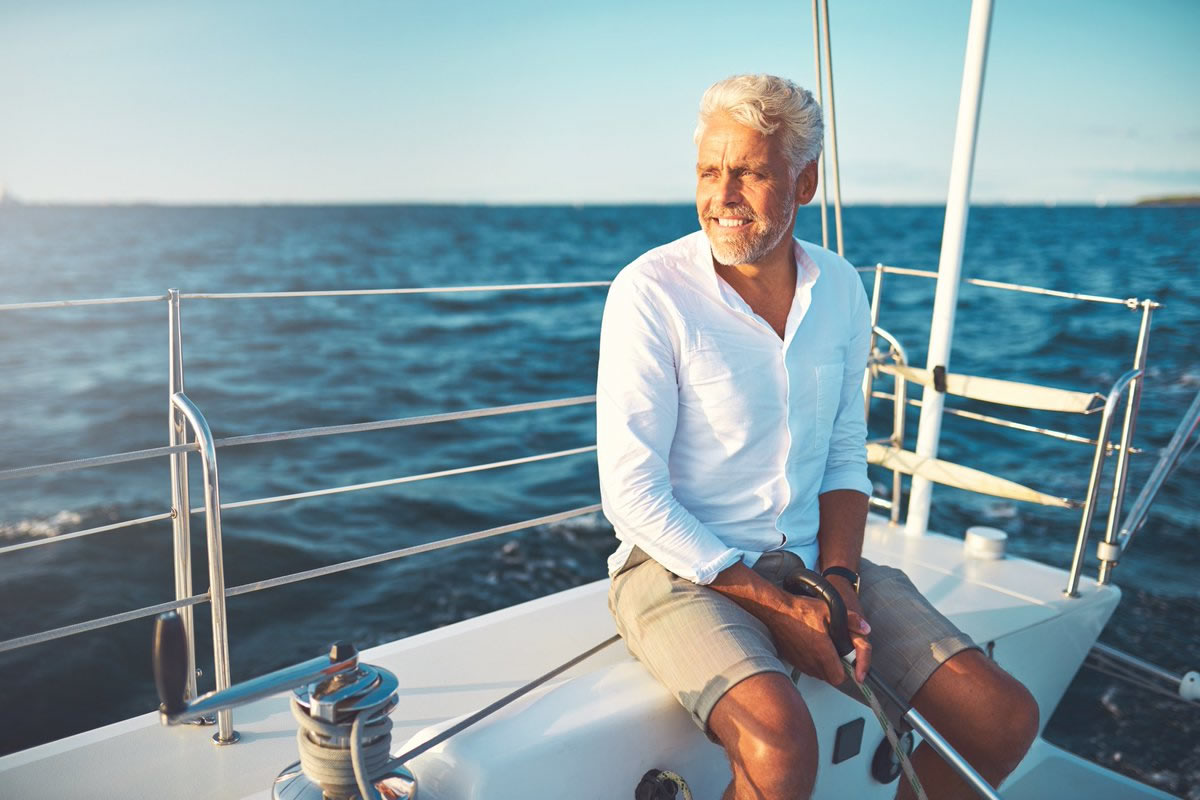 Why Boaters Are Happier People