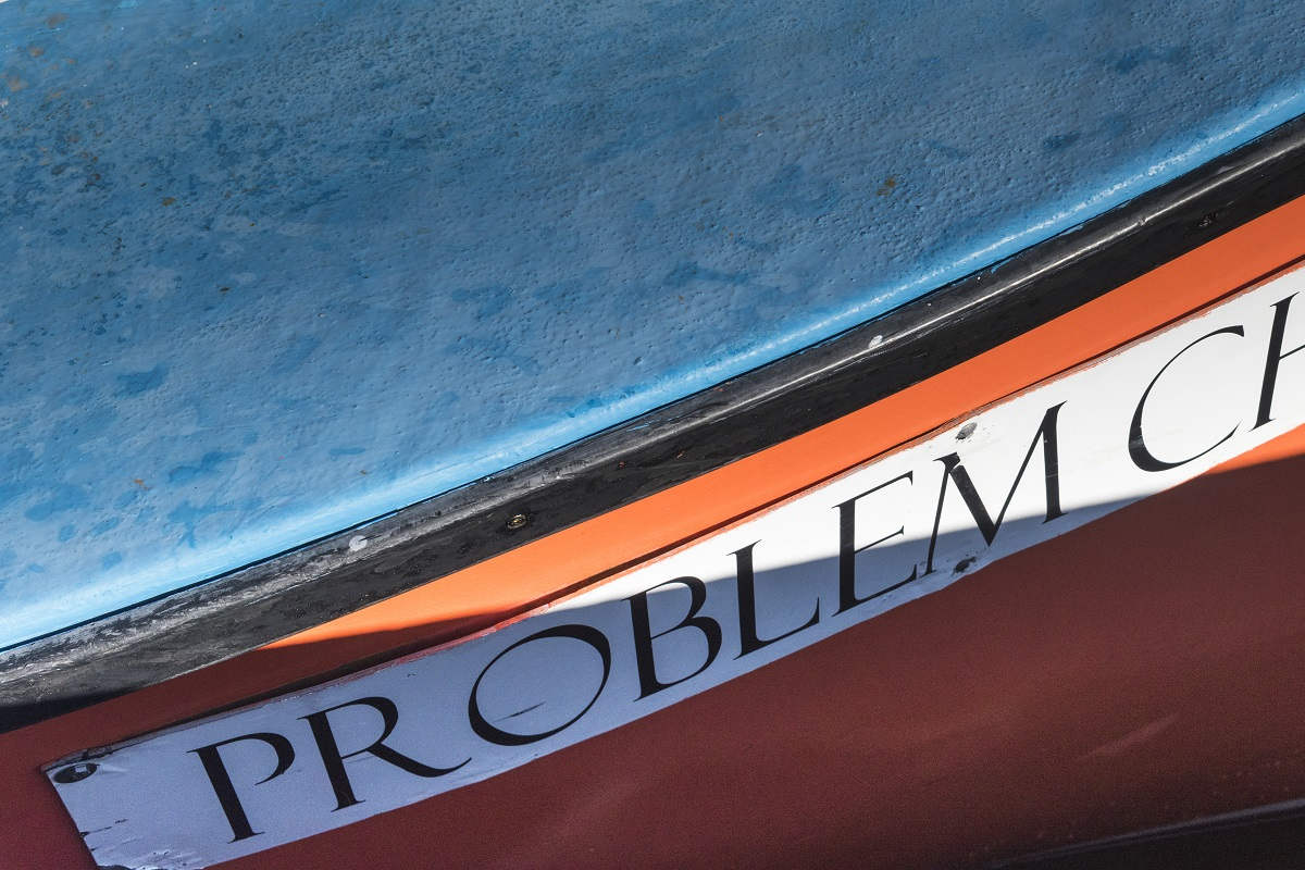 Five Tips for Naming Your Boat
