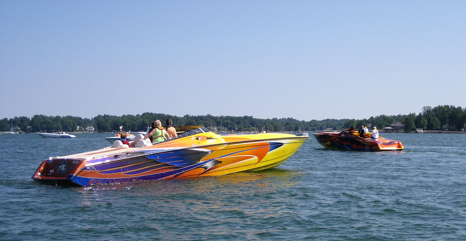 Velocity Powerboats