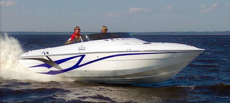 Performance Boats - VR Series